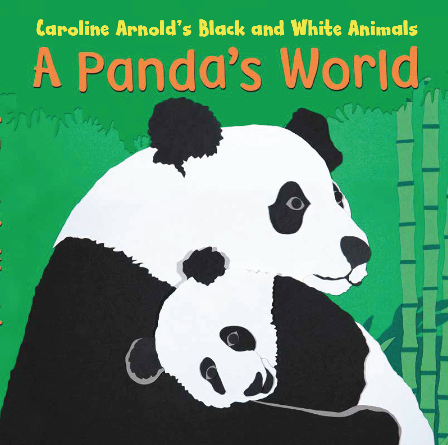 A Panda's World cover