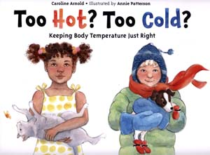 Too Hot Too Cold cover