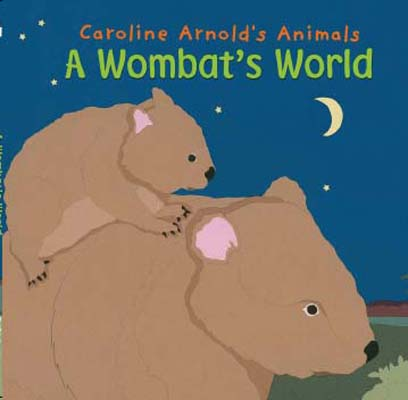 A Wombat's World cover